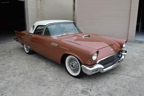 Used Ford Thunderbird for Sale (with Photos) - CARFAX