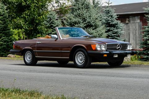 1978 Mercedes Benz 450 SL For Sale In Orlando, FL