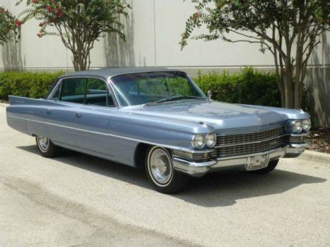 Used Cars For Sale In Orlando >> 1963 Cadillac DeVille For Sale - Carsforsale.com