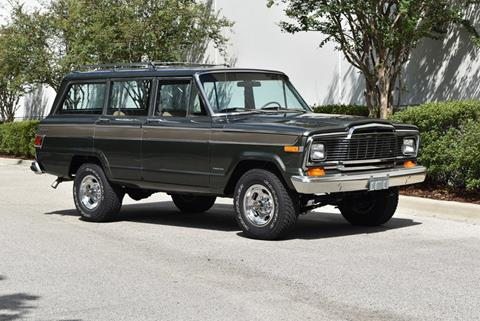 1979 Jeep Wagoneer for sale in Orlando, FL