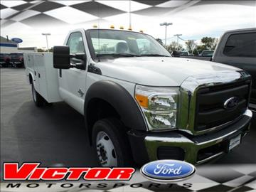 2016 Ford F-450 Super Duty for sale in Wauconda, IL