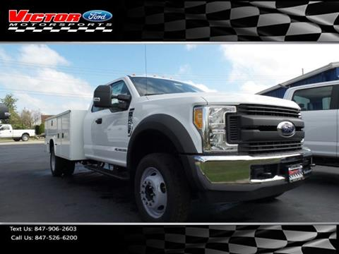 2017 Ford F-450 Super Duty for sale in Wauconda, IL