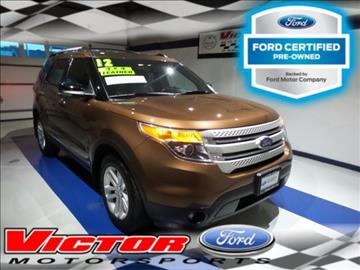 2012 Ford Explorer for sale in Wauconda, IL