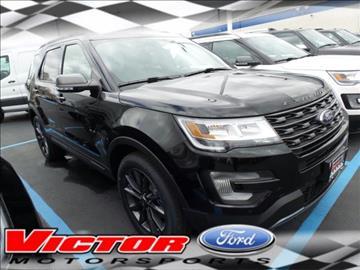 2017 Ford Explorer for sale in Wauconda, IL