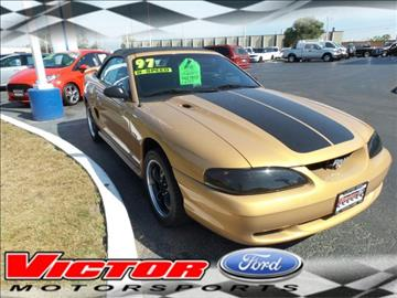 1997 Ford Mustang for sale in Wauconda, IL