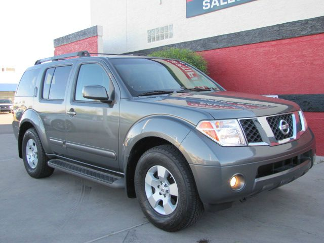 2006 Nissan Pathfinder For Sale In Scottsdale Az