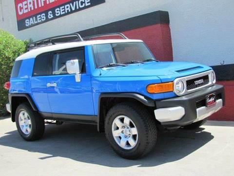 Toyota Fj Cruiser For Sale Arizona