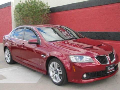 2009 Pontiac G8 for sale in Scottsdale, AZ
