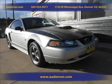 2003 Ford Mustang for sale in Denver, CO