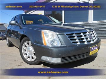 2010 Cadillac DTS for sale in Denver, CO