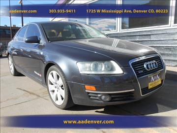 2005 Audi A6 for sale in Denver, CO