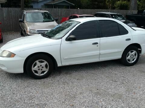 2005 Chevrolet Cavalier for sale in Daytona Beach, FL