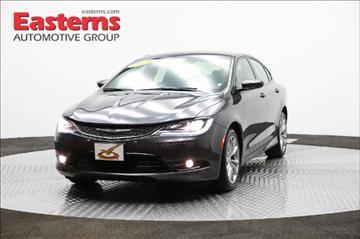 2015 Chrysler 200 for sale in Laurel, VA