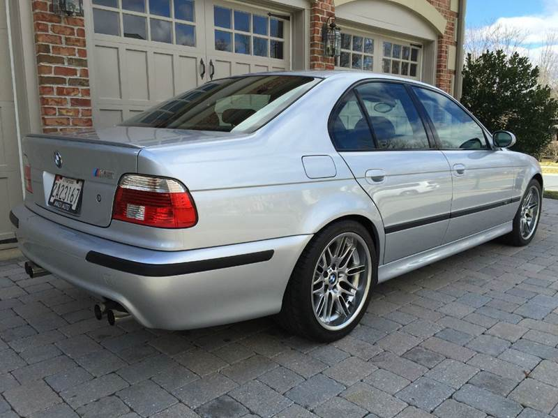 2001 BMW M5 4dr Sedan - Gaithersburg MD