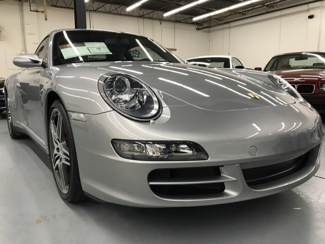2008 Porsche 911 Carrera 4S AWD 2dr Coupe - Gaithersburg MD