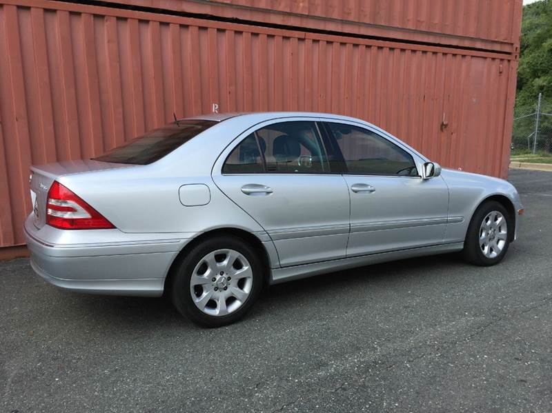 2006 Mercedes-Benz C-Class C350 Luxury 4MATIC AWD 4dr Sedan - Gaithersburg MD