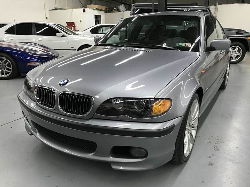 2004 BMW 3 Series 330i 4dr Sedan - Gaithersburg MD