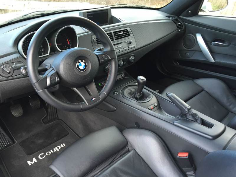 2008 BMW Z4 M Z4 M Coupe - Gaithersburg MD