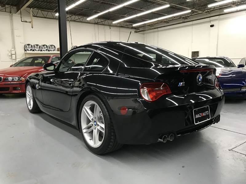 2007 BMW Z4 M M Coupe - Gaithersburg MD