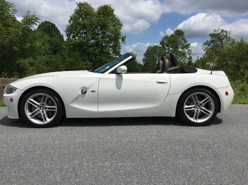 2007 Bmw Z4 M Base 2dr Convertible In Gaithersburg Md Avazi Auto Group Llc