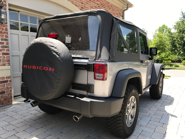 2015 Jeep Wrangler Rubicon 4x4 2dr SUV - Gaithersburg MD