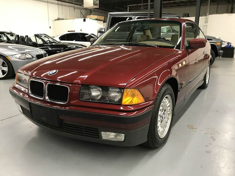 1995 BMW 3 Series 325is 2dr Coupe - Gaithersburg MD
