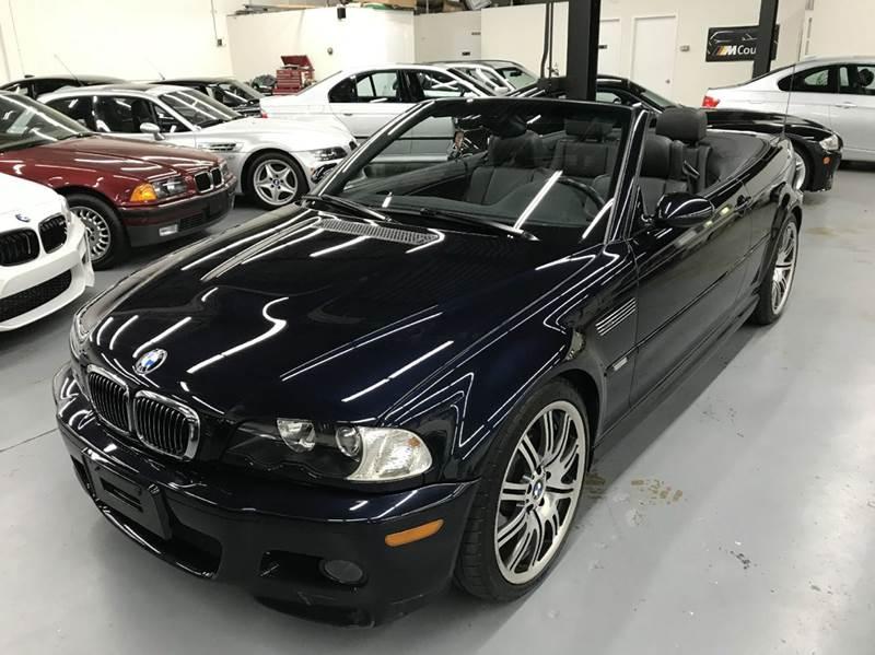 2003 BMW M3 Base 2dr Convertible - Gaithersburg MD