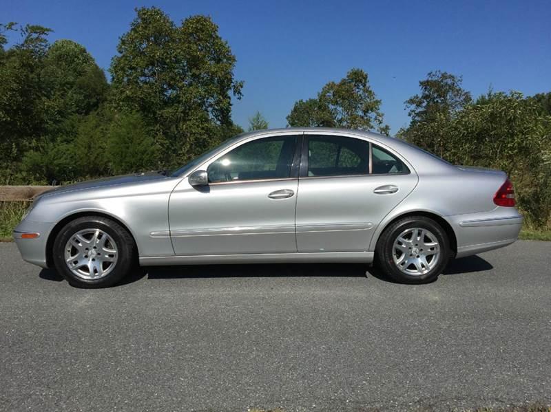 2006 mercedes benz e class e350 4matic awd 4dr sedan in for Mercedes benz gaithersburg