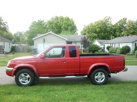 2000 Nissan Frontier for sale in Ingalls, IN