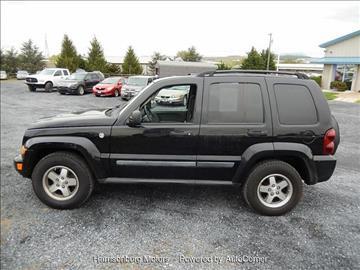 2005 Jeep Liberty for sale in Harrisonburg, VA