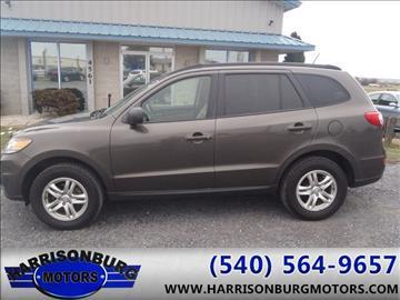 2012 Hyundai Santa Fe for sale in Harrisonburg, VA