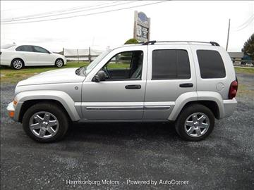 2007 jeep liberty for sale virginia. Black Bedroom Furniture Sets. Home Design Ideas