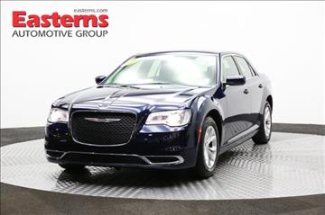 2016 chrysler 300 for sale for Easterns automotive group eastern motors manassas va