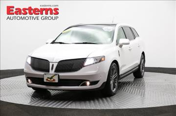 Lincoln for sale manassas va for Easterns automotive group eastern motors manassas va
