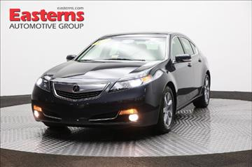 2013 Acura TL for sale in Manassas, VA