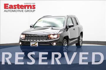 2014 Jeep Compass for sale in Manassas, VA