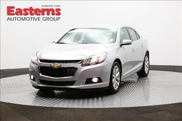 Chevrolet Malibu Limited For Sale Virginia