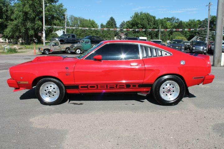 1975 ford mustang cobra in windom mn la motor sports. Black Bedroom Furniture Sets. Home Design Ideas