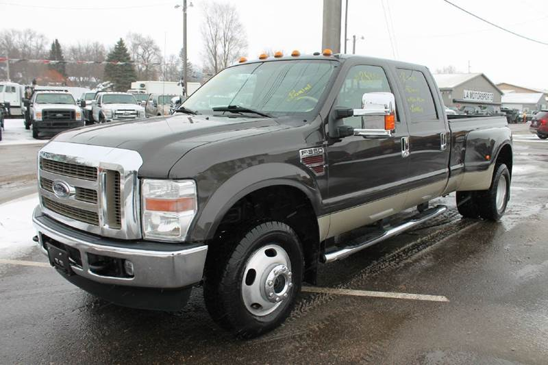 2008 Ford F-350 Super Duty Lariat 4dr Crew Cab 4WD LB DRW In Windom MN - LA Motor Sports