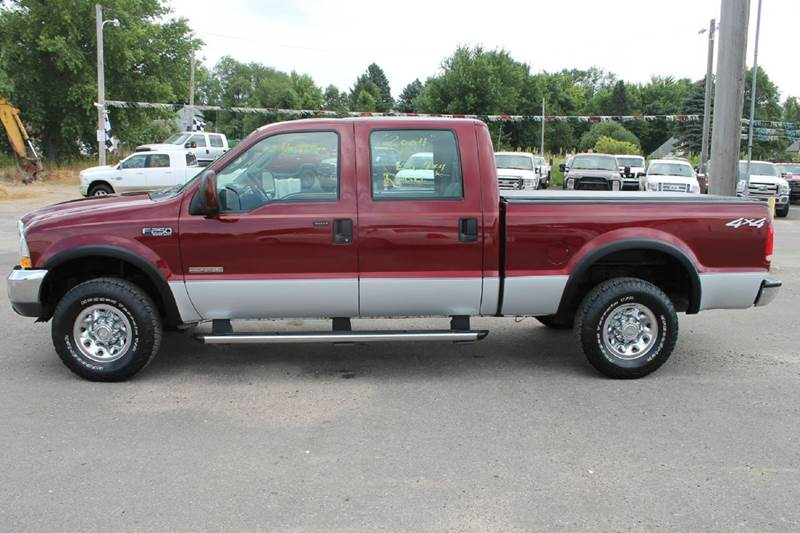 2004 ford f 250 super duty xlt 4dr crew cab 4wd sb in. Black Bedroom Furniture Sets. Home Design Ideas