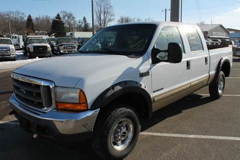 2001 Ford F-250 Super Duty for sale in Windom, MN