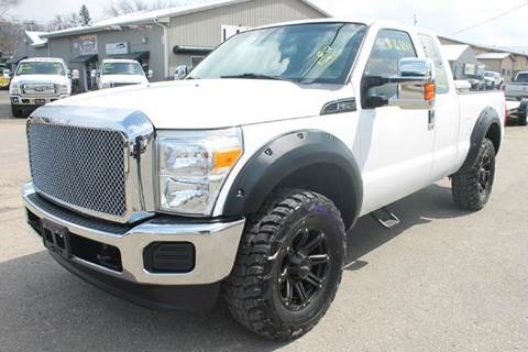 2012 Ford F-250 Super Duty for sale in Windom, MN