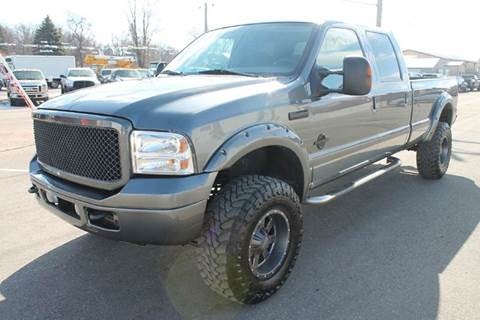 2005 Ford F-250 Super Duty for sale in Windom, MN