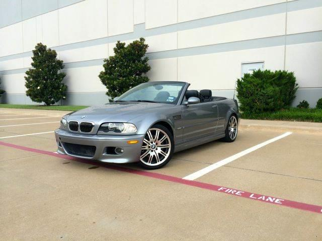2003 BMW M3 for sale in Dallas TX
