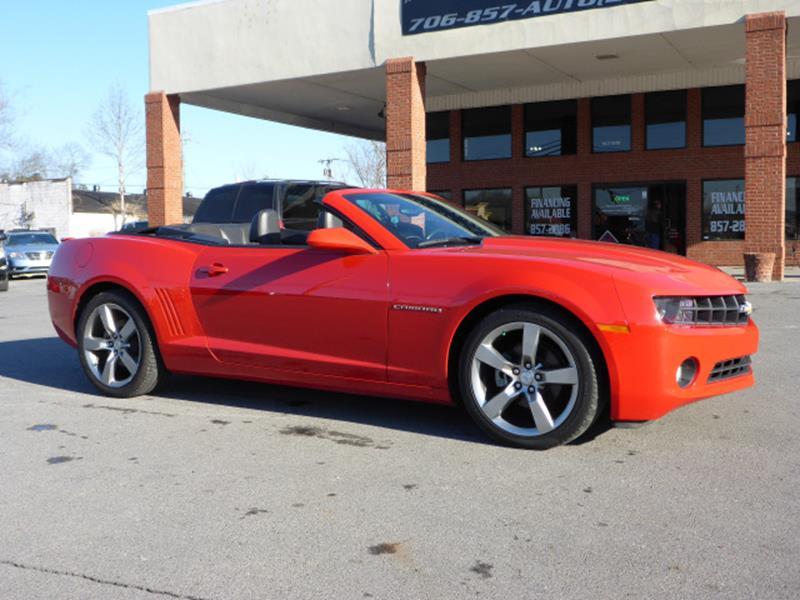 Chevrolet Camaro For Sale In Summerville Ga Carsforsale Com