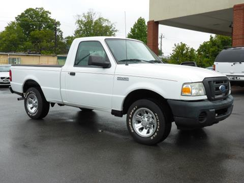 2008 Ford Ranger for sale in Summerville, GA