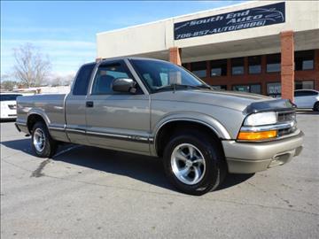 2000 Chevrolet S-10 for sale in Summerville, GA