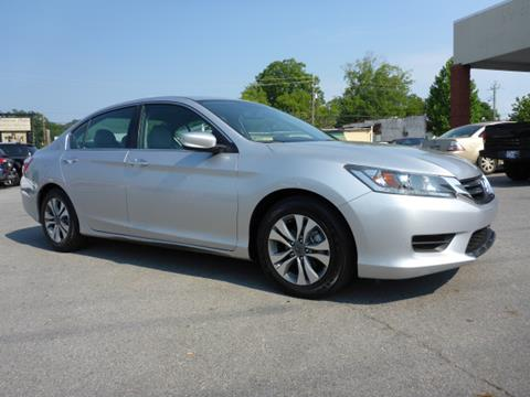 2015 Honda Accord for sale in Summerville, GA