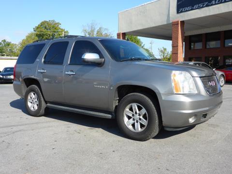 2007 GMC Yukon for sale in Summerville, GA