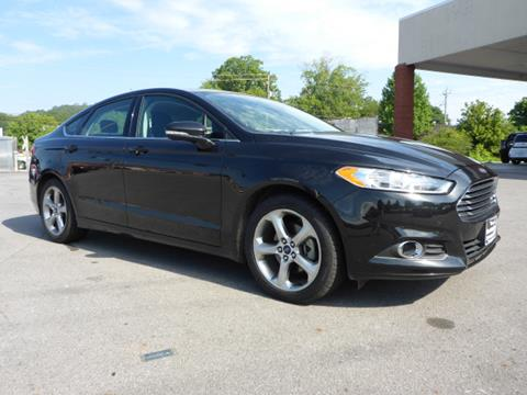 2014 Ford Fusion for sale in Summerville, GA